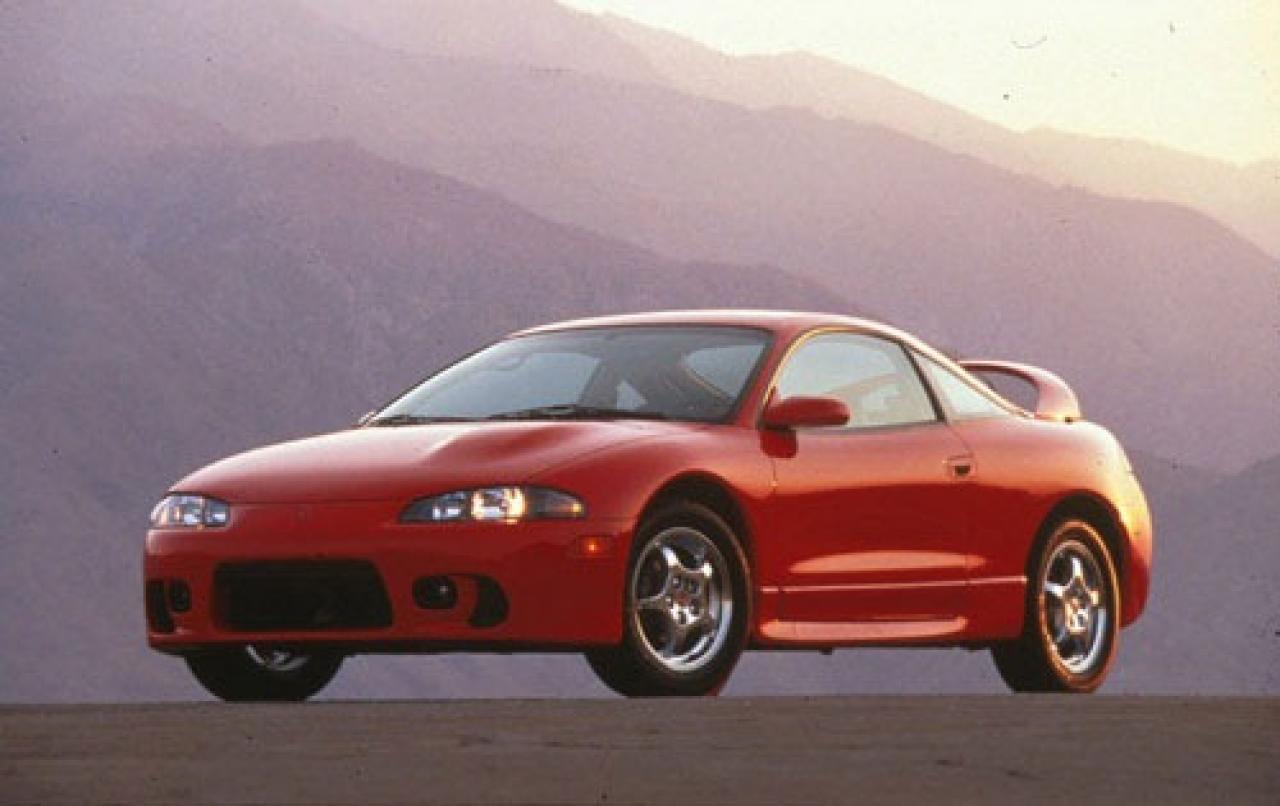Mitsubishi Eclipse III 1999 - 2005 Coupe #1