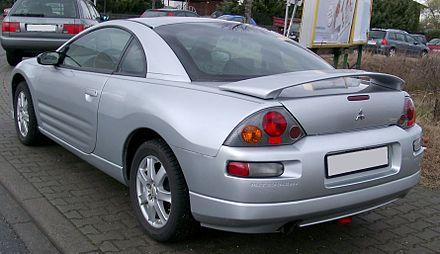 Mitsubishi Eclipse III 1999 - 2005 Coupe #3