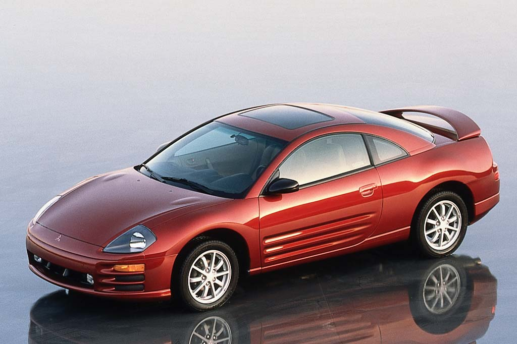 Mitsubishi Eclipse III 1999 - 2005 Coupe #5