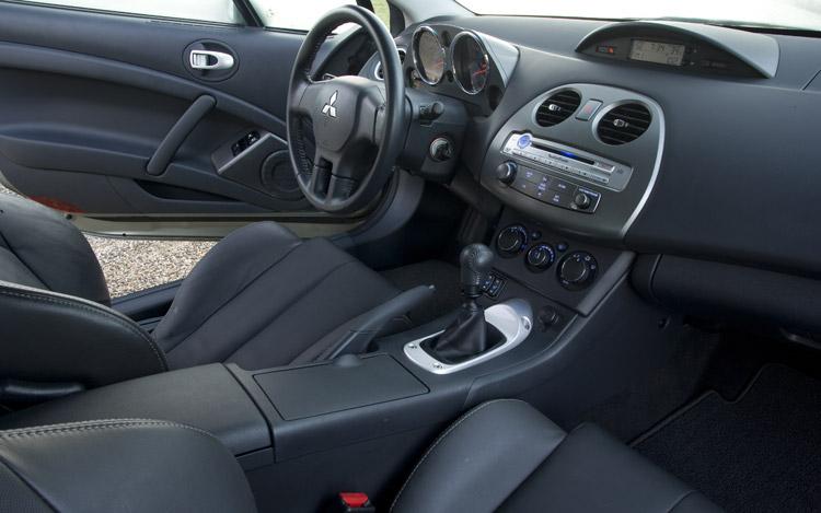 Mitsubishi Eclipse IV 2005 - 2008 Coupe #6