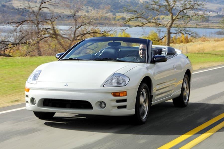 Mitsubishi Eclipse IV Restyling 2008 - 2011 Cabriolet #1