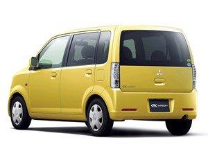 Mitsubishi eK Wagon I 2001 - 2006 Hatchback 5 door #6