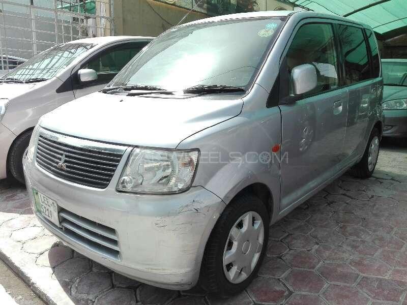 Mitsubishi eK Active I 2004 - 2006 Microvan #2