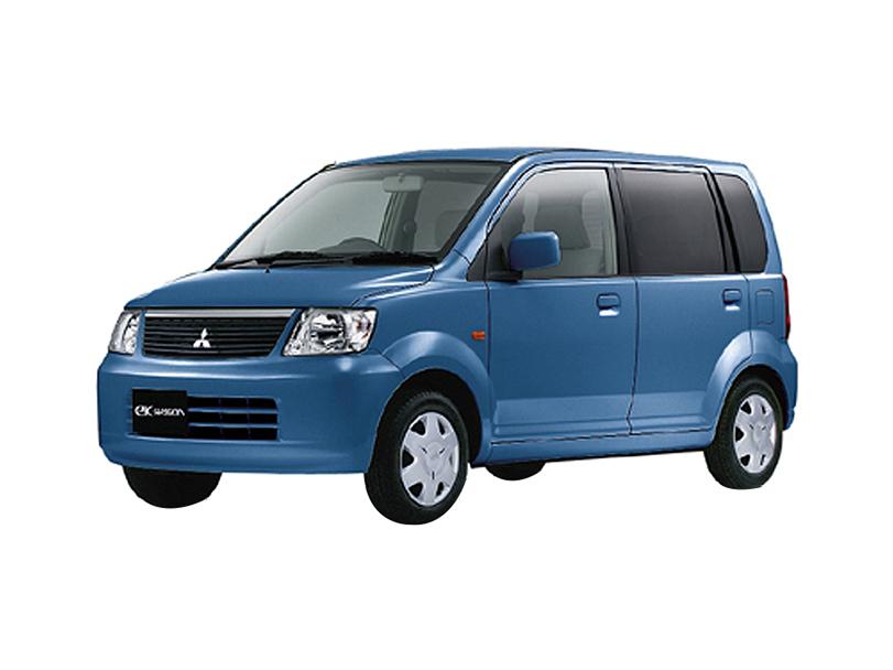Mitsubishi eK Active I 2004 - 2006 Microvan #3