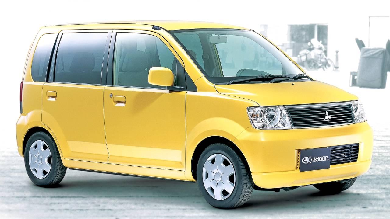 Mitsubishi eK Active I 2004 - 2006 Microvan #7