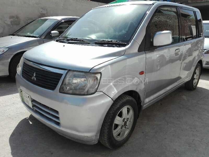 Mitsubishi eK Active I 2004 - 2006 Microvan #5