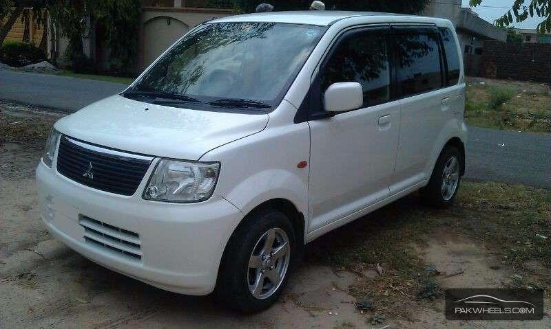 Mitsubishi eK Active I 2004 - 2006 Microvan #4