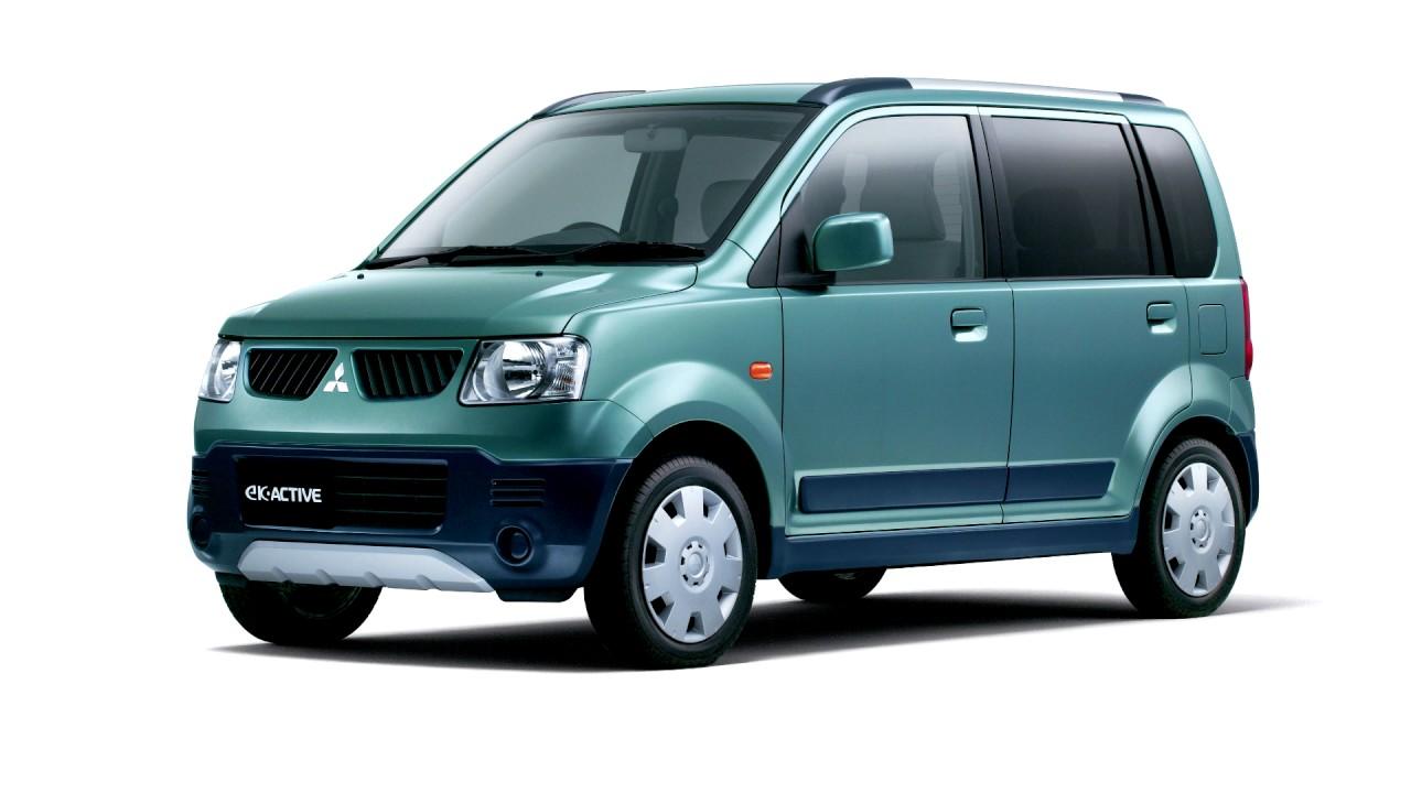 Mitsubishi eK Active I 2004 - 2006 Microvan #8