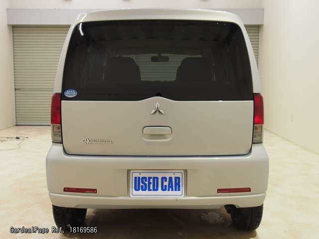 Mitsubishi eK Classic I 2003 - 2005 Hatchback 5 door #3