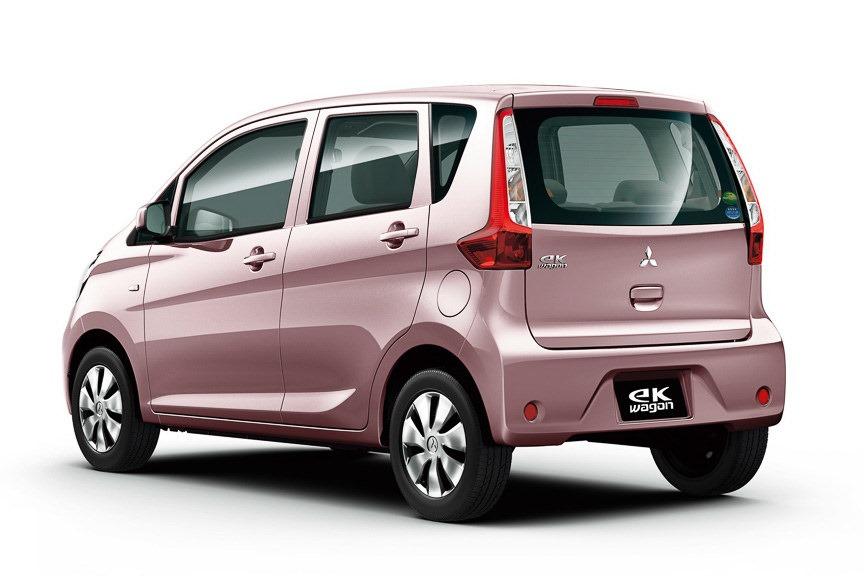 Mitsubishi eK Space I 2014 - 2016 Hatchback 5 door #6