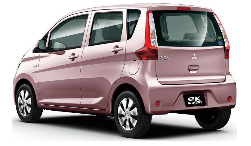 Mitsubishi eK Space I 2014 - 2016 Hatchback 5 door #2