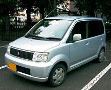 Mitsubishi eK Wagon I 2001 - 2006 Hatchback 5 door #1