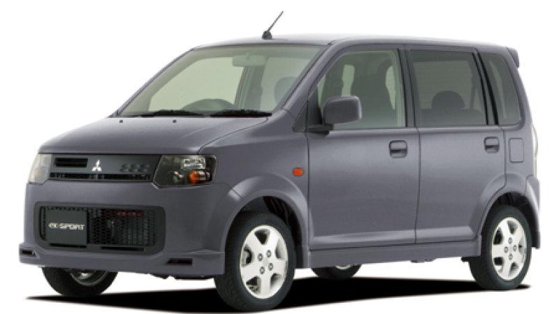 Mitsubishi eK Wagon I 2001 - 2006 Hatchback 5 door #5