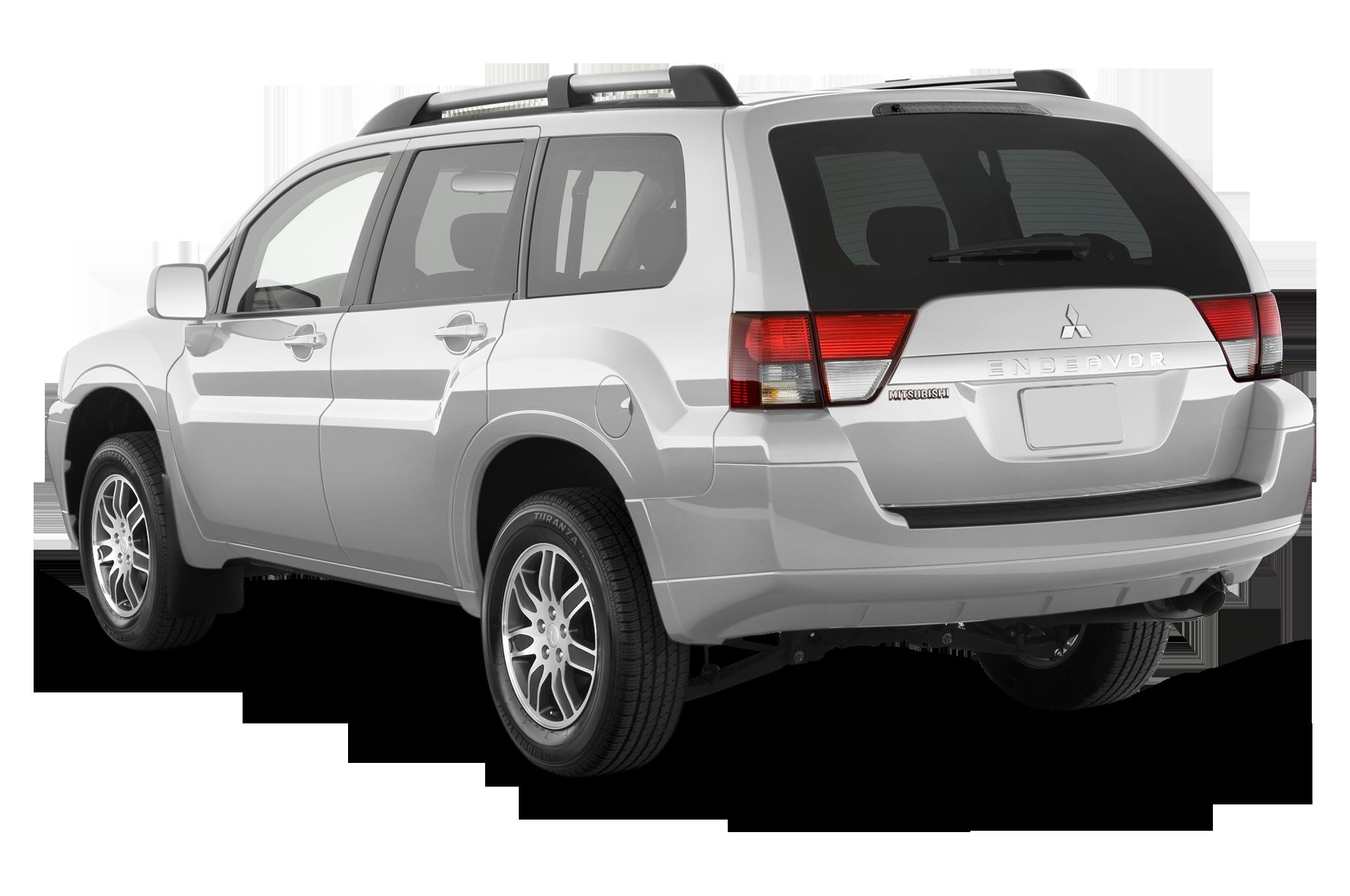 Mitsubishi Endeavor 2003 - 2011 SUV 5 door #4