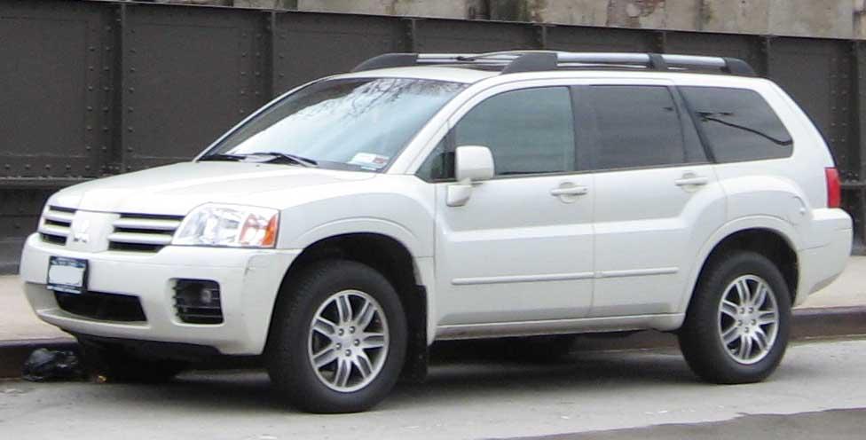Mitsubishi Endeavor 2003 - 2011 SUV 5 door #6