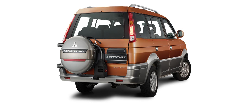 Mitsubishi Freeca I 1997 - 2009 Minivan #3