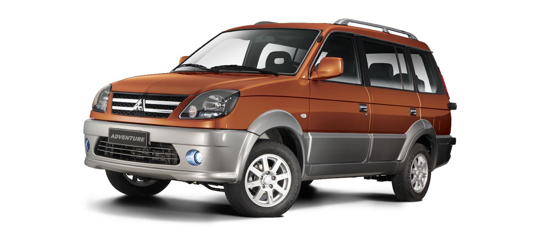 Mitsubishi Freeca I 1997 - 2009 Minivan #1