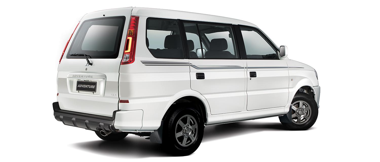 Mitsubishi Freeca I 1997 - 2009 Minivan #5