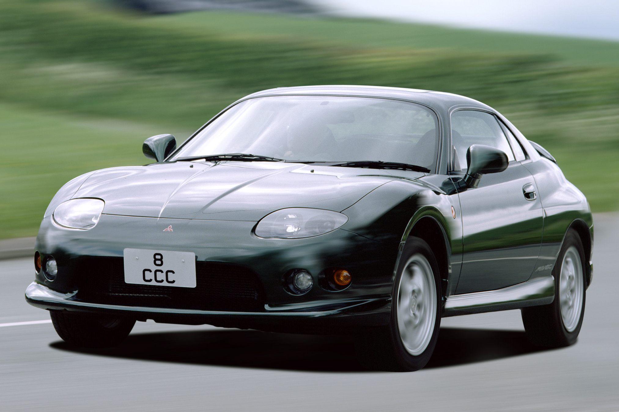 Mitsubishi FTO 1994 - 2000 Coupe #2