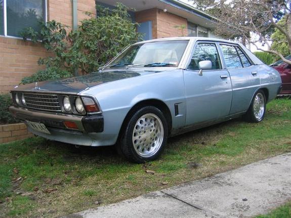 Mitsubishi Galant III 1976 - 1980 Sedan #1