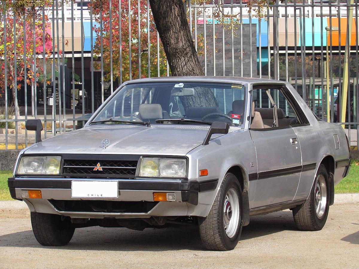 Mitsubishi Galant III 1976 - 1980 Sedan #4