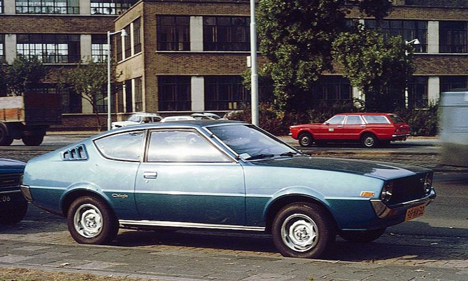 Mitsubishi Lancer I 1973 - 1985 Coupe #6