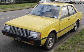 Mitsubishi Lancer I 1973 - 1985 Coupe #7