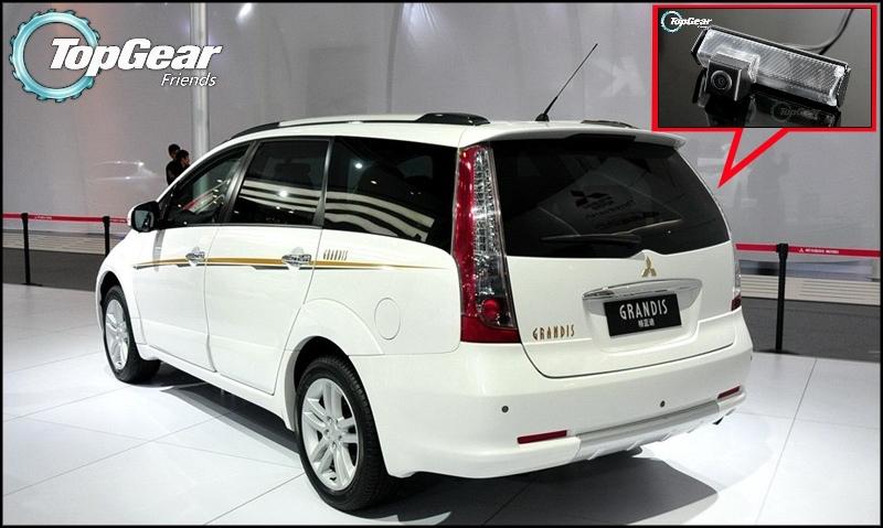 Mitsubishi Grandis 2003 - 2011 Minivan #6