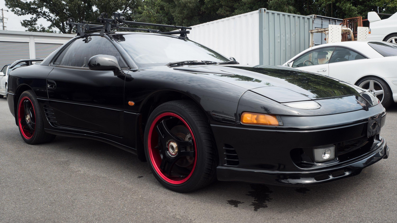 Mitsubishi GTO I (Z16A) 1990 - 1993 Coupe #6