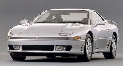 Mitsubishi GTO I (Z16A) 1990 - 1993 Coupe #7