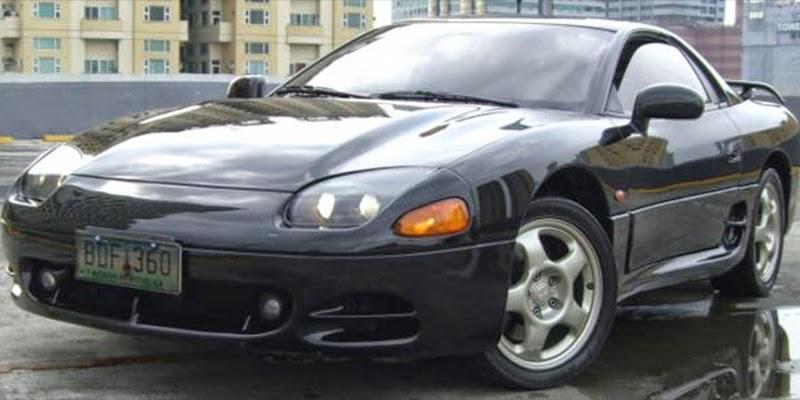Mitsubishi GTO II Restyling (Z15AM) 1998 - 2001 Coupe #3
