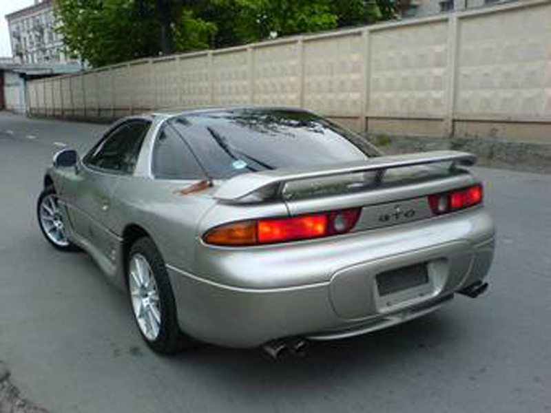 Mitsubishi GTO II (Z15A) 1993 - 1998 Coupe #8