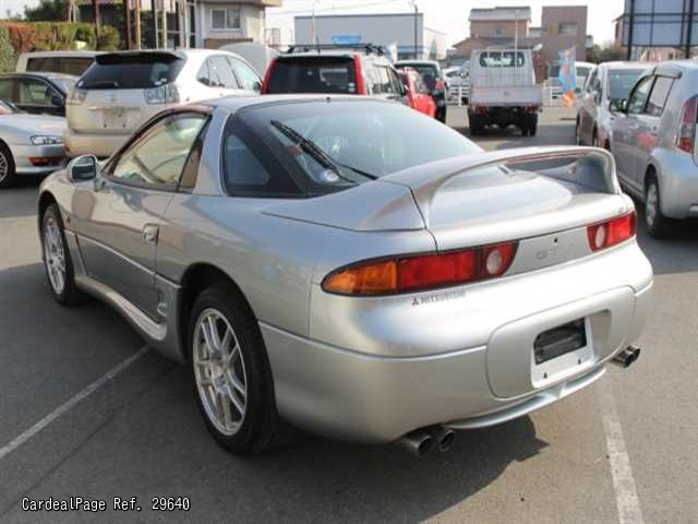 Mitsubishi GTO II (Z15A) 1993 - 1998 Coupe #5