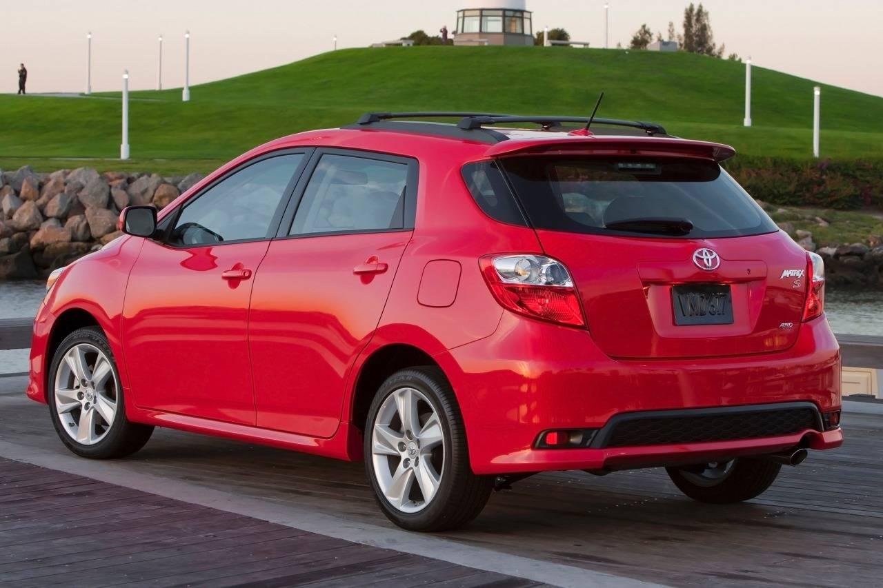 Toyota Matrix II (E140) 2008 - 2014 Hatchback 5 door #6