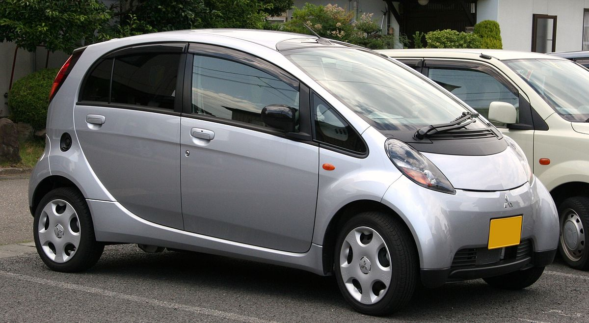 Mitsubishi i 2006 - 2013 Hatchback 5 door #7
