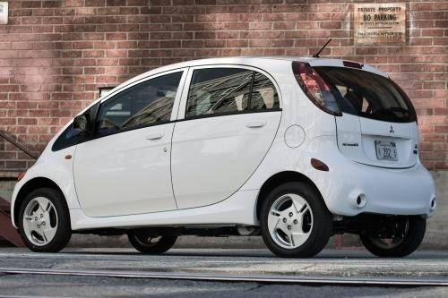 Mitsubishi i-MiEV 2011 - now Hatchback 5 door #4