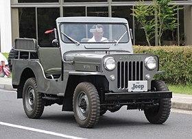 Mitsubishi Jeep J 1953 - 1998 SUV 3 door #8