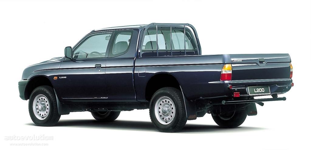 Mitsubishi L200 III 1996 - 2004 Pickup #2