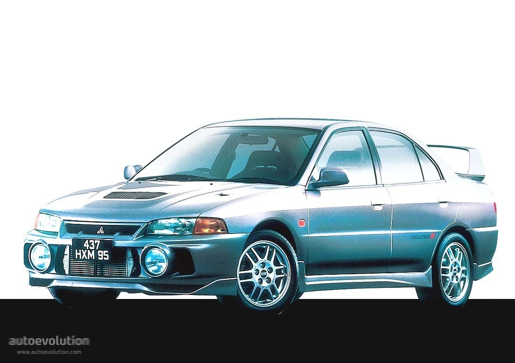 Mitsubishi Lancer Evolution IV 1996 - 1998 Sedan #3
