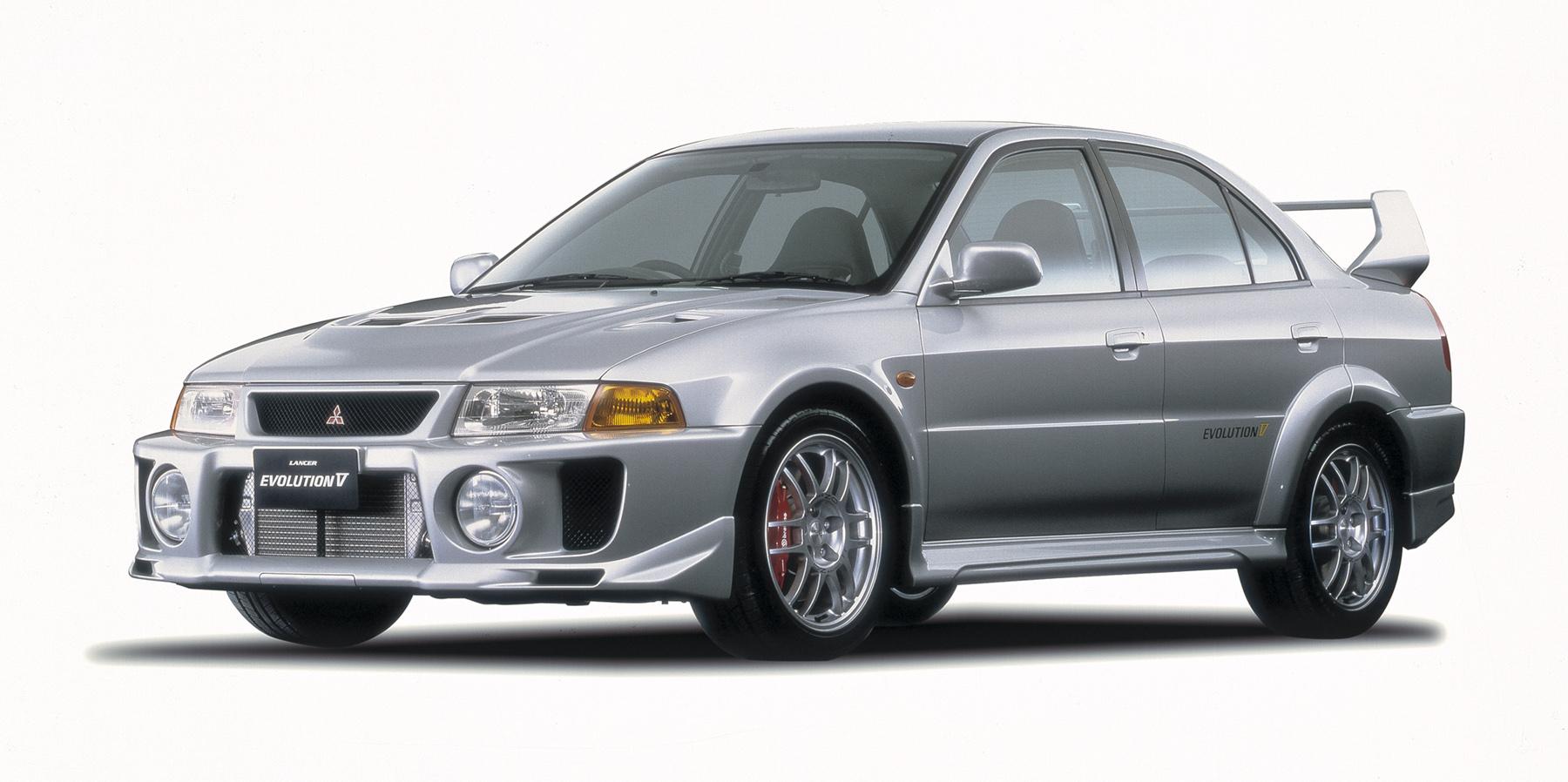 Mitsubishi Lancer Evolution IV 1996 - 1998 Sedan #1