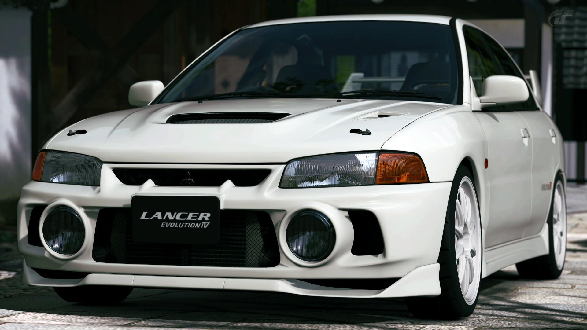 Mitsubishi Lancer Evolution IV 1996 - 1998 Sedan #5