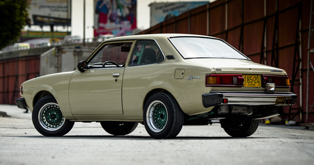 Mitsubishi Lancer I 1973 - 1985 Coupe #2