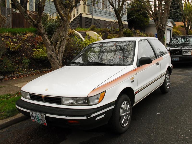 Mitsubishi Mirage I 1978 - 1983 Hatchback 3 door #8