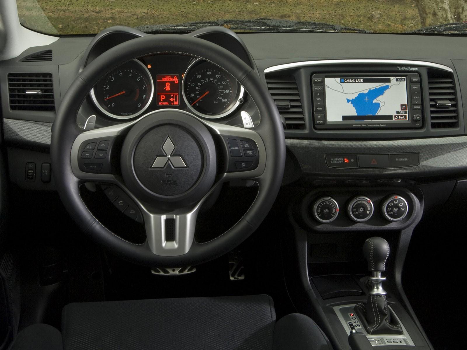 Mitsubishi Lancer Ralliart X 2008 - 2011 Hatchback 5 door #7