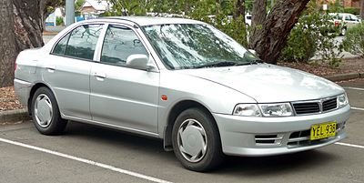 Mitsubishi Libero I Restyling 1995 - 2002 Station wagon 5 door #2