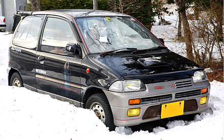 Mitsubishi Minica VI 1989 - 1993 Hatchback 3 door #6