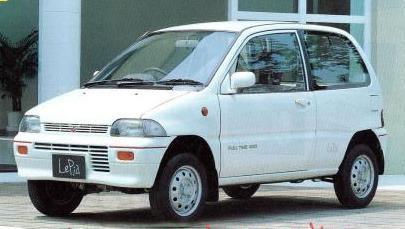 Mitsubishi Minica VI 1989 - 1993 Hatchback 3 door #1