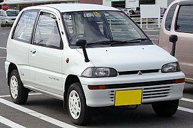 Mitsubishi Minica VI 1989 - 1993 Hatchback 3 door #8