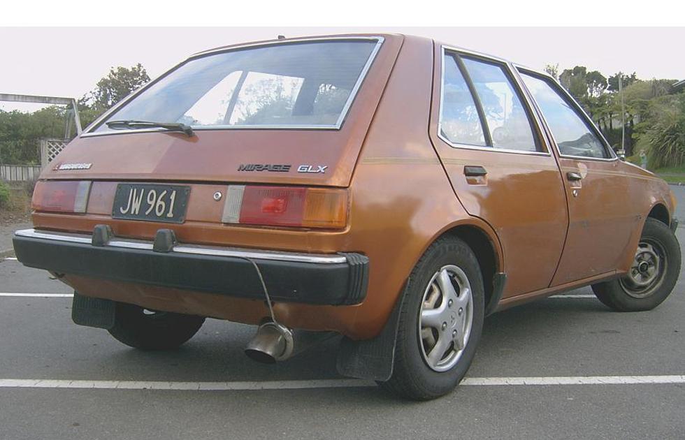 Mitsubishi Mirage I 1978 - 1983 Sedan #8