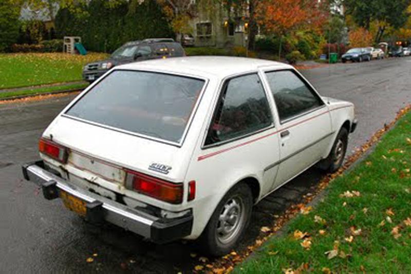 Mitsubishi Mirage I 1978 - 1983 Hatchback 3 door #3